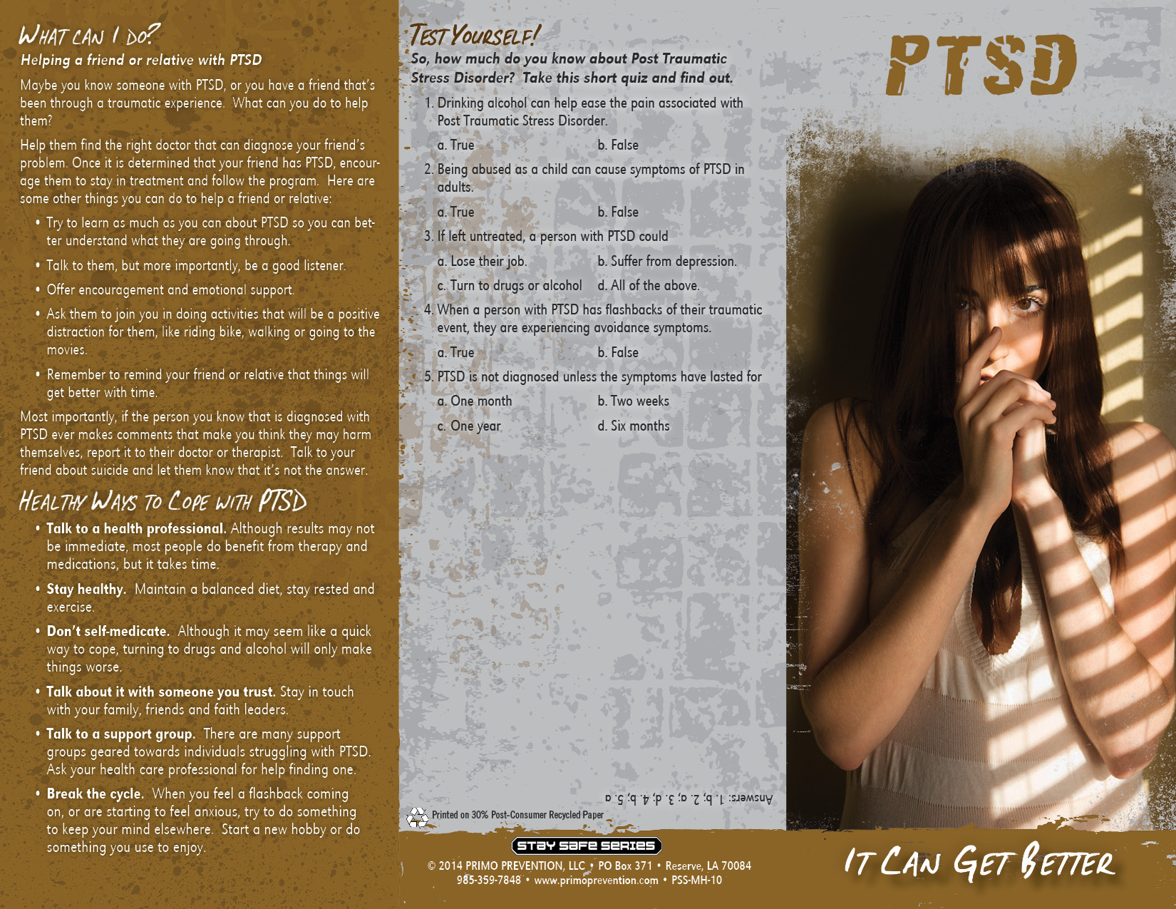 Post Traumatic Stress Disorder (PTSD) – The Invisible Scars ...