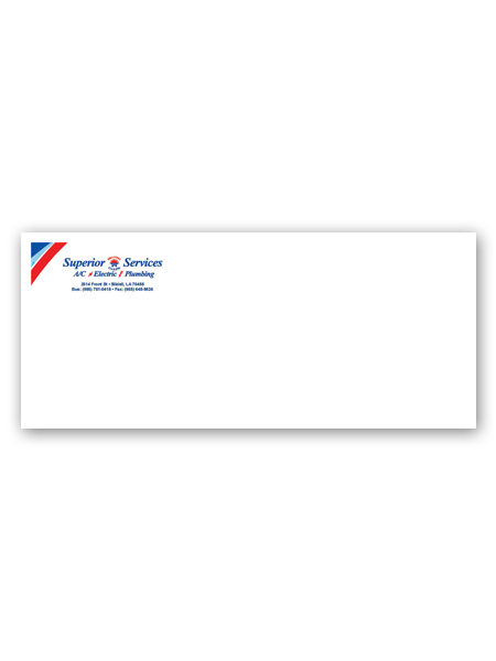 #10 Letter Envelopes NO WINDOWS
