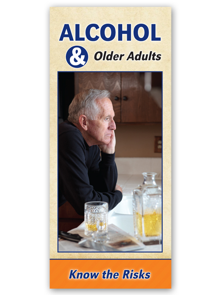 Alcohol & Older Adults: Know the Risks Pamphlet