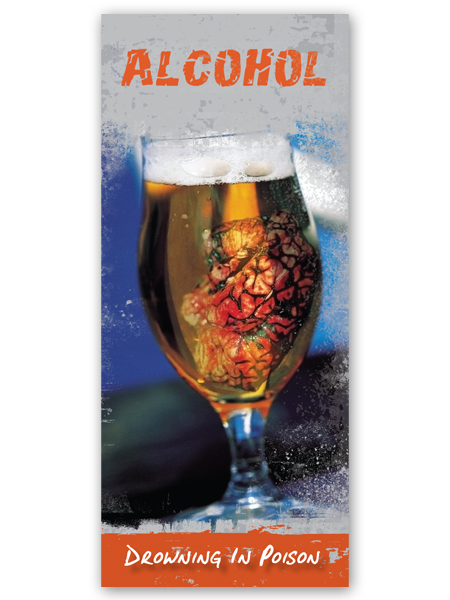 Alcohol: Drowning in Poison Pamphlet