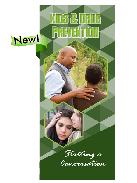 Starting a Conversation: Kids & Drug Prevention Pamphlet