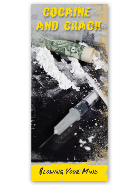 cocaine and crack