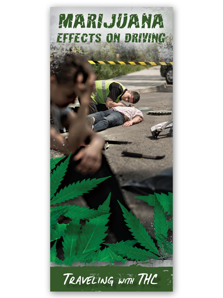 Marijuana Effects on Driving Pamphlet