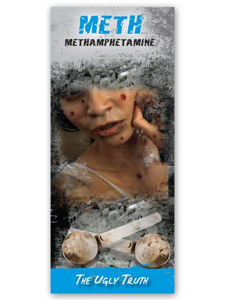 Meth (Methamphetamine): The Ugly Truth Pamphlet