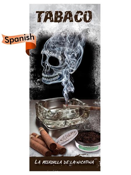 *SPANISH* Tobacco: Nicotine Nightmare Pamphlet