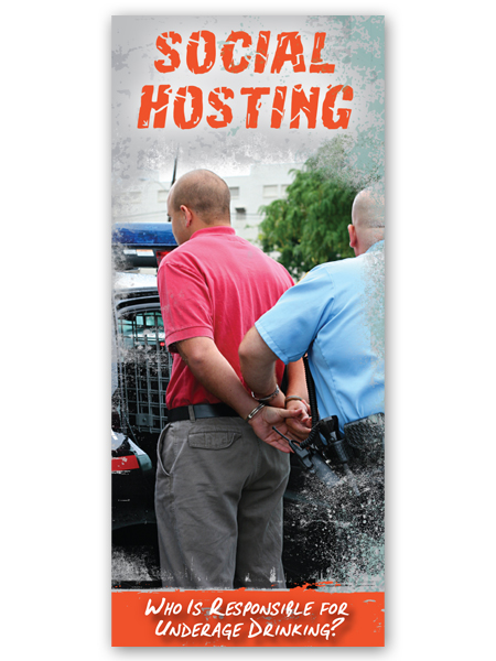 Social Hosting: Who Is Responsible Pamphlet