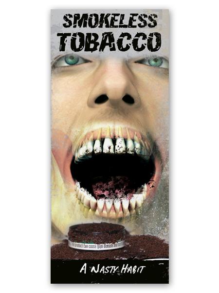 Smokeless Tobacco: A Nasty Habit Pamphlet