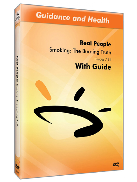 Real People Series: Smoking, The Burning Truth DVD