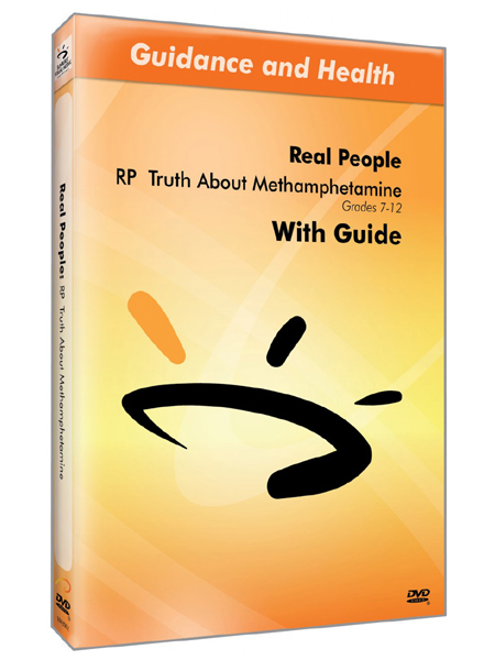 Real People Series: Truth About Methamphetamine DVD