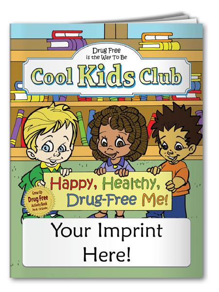 drug free activity book