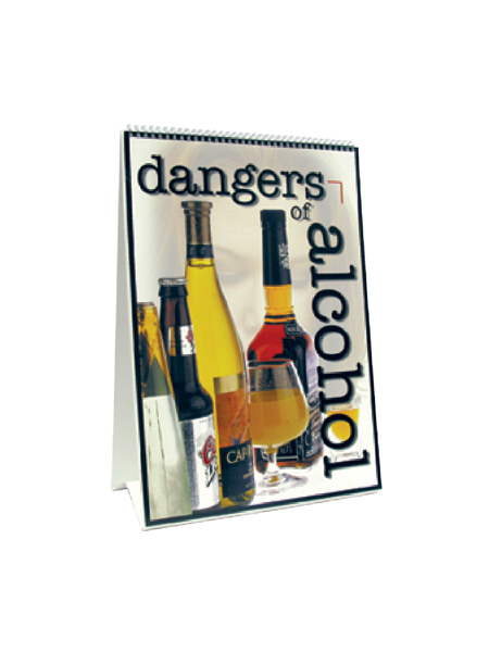 Dangers of Alcohol Flip Chart