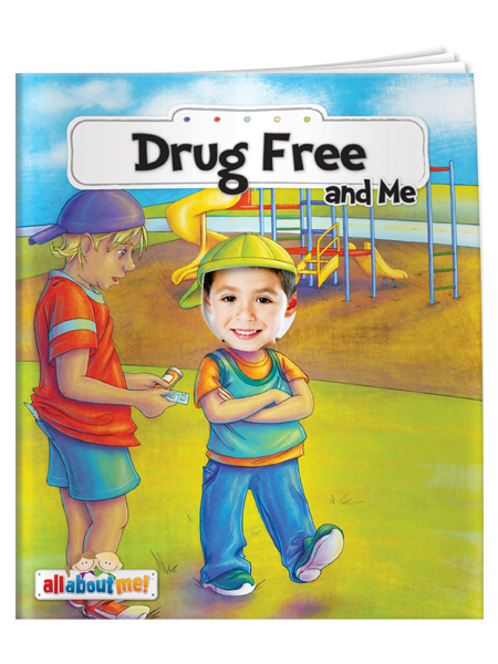 Drug Free and Me - All About Me Book