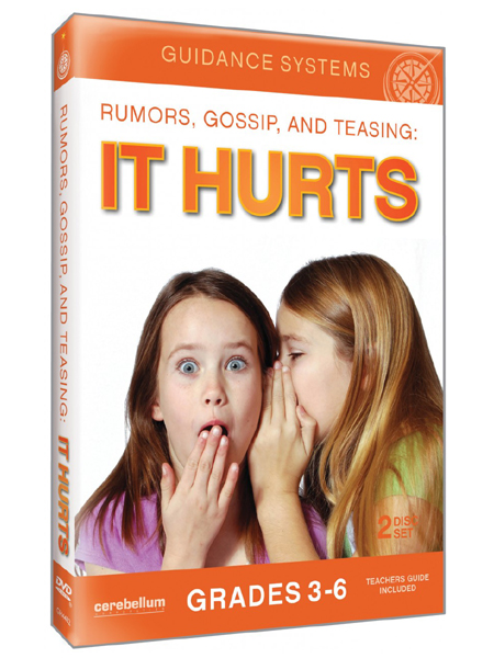 Rumors, Gossip & Teasing: It Hurts DVD