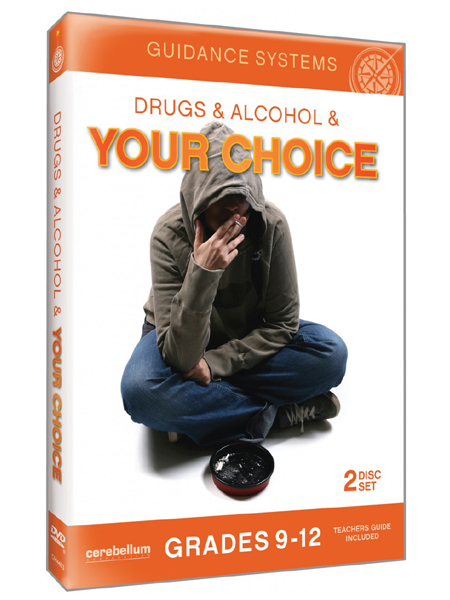 Drugs & Alcohol and Your Choice DVD