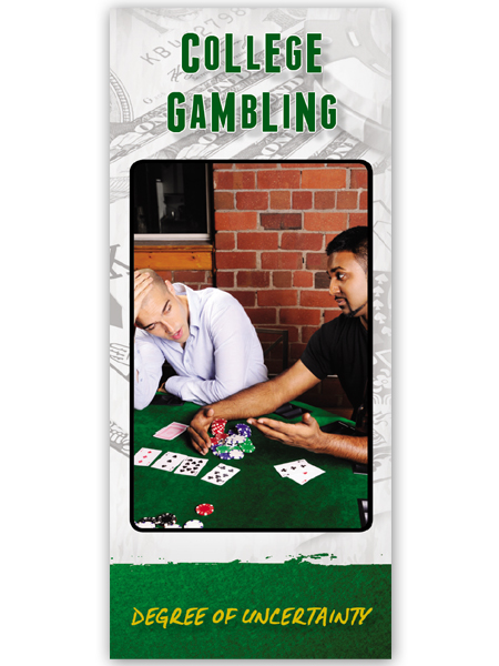 College Gambling: Degree of Uncertainty Pamphlet