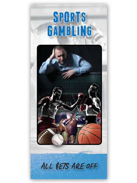 Sports Gambling: All Bets Are Off Pamphlet
