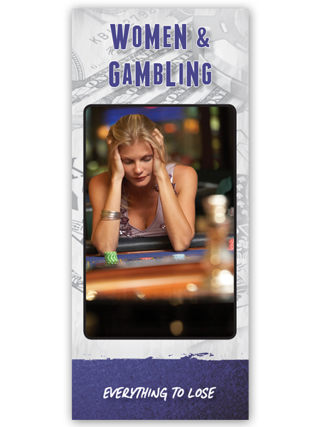 Women & Gambling: Everything to Lose Pamphlet