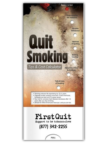 Quit Smoking Pocket Slider
