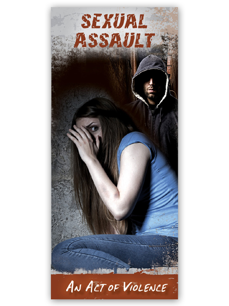 Sexual Assault: An Act of Violence Pamphlet