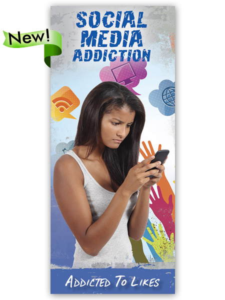 Social Media Addiction: Addicted to Likes Pamphlet