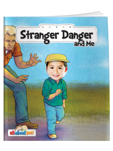 Stranger Danger & Me - All About Me Book