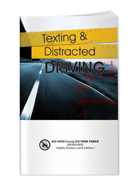 Texting & Distracted Driving Better Book