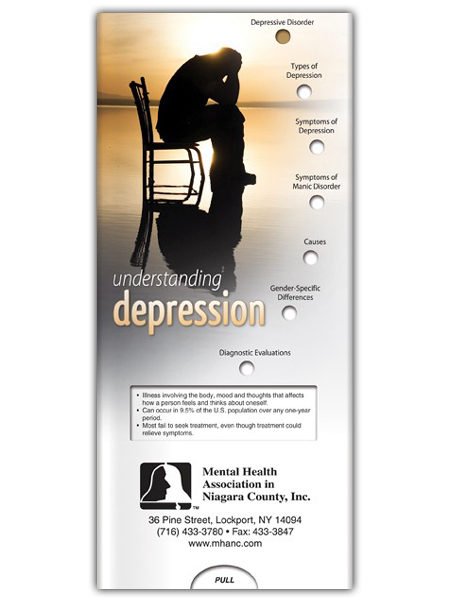 Understanding Depression Pocket Slider