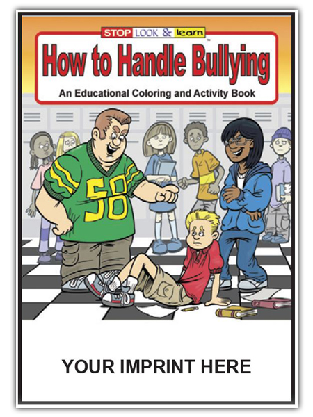 How to Handle Bullying Activity Book