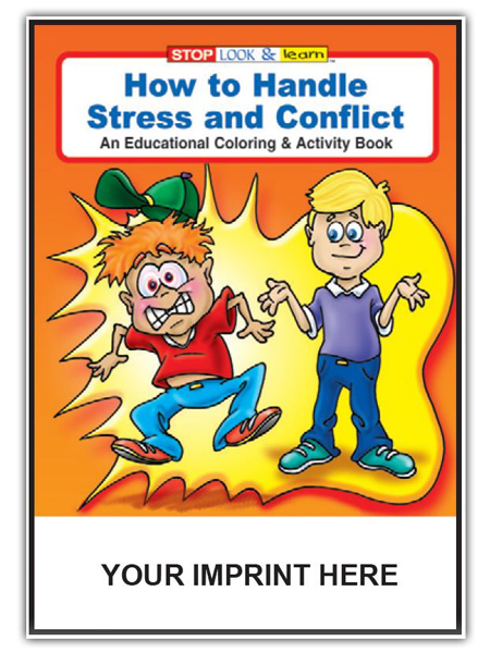 How to Handle Stress & Conflict Activity Book