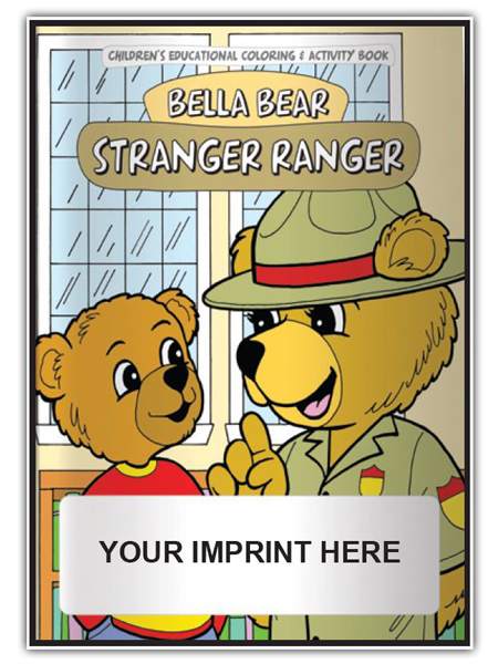 Stranger Ranger Activity Book