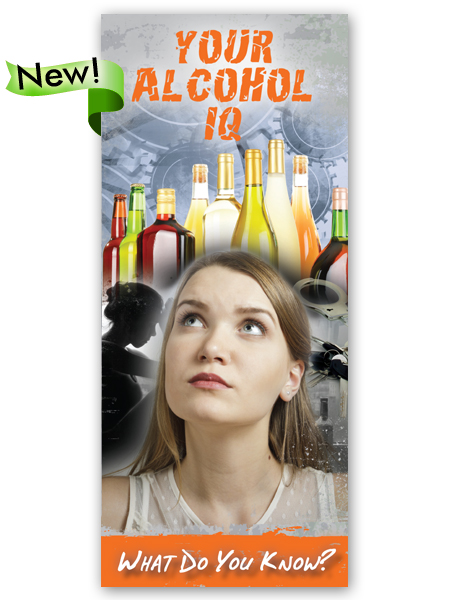 Your Alcohol IQ: What Do you Know? Pamphlet