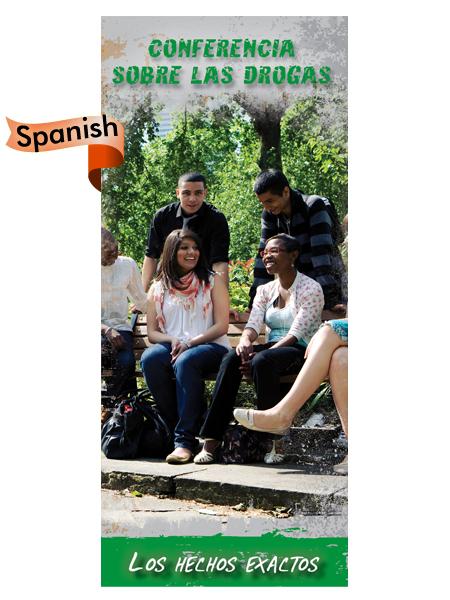 *SPANISH* Drug Talk Pamphlet