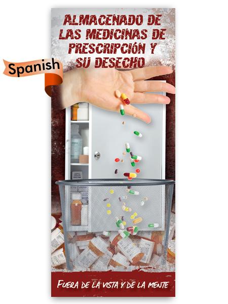 *SPANISH* Prescription Drug Storage & Disposal Pamphlet