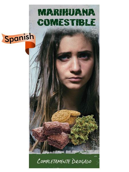 *SPANISH* Edible Marijuana Pamphlet
