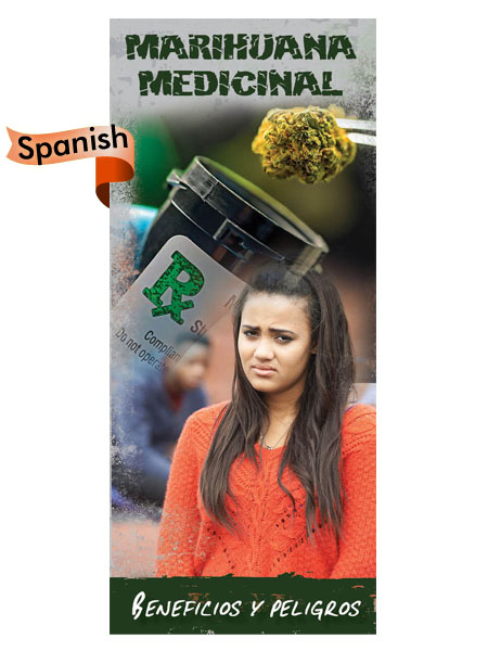 *SPANISH* Medical Marijuana Pamphlet