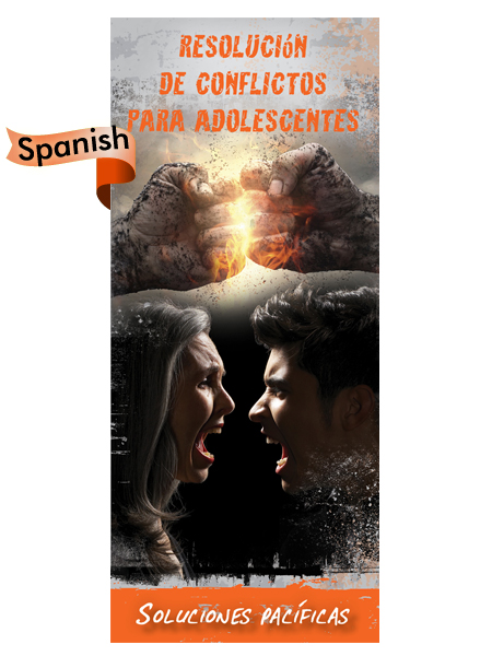 *SPANISH* Conflict Resolution for Teens Pamphlet