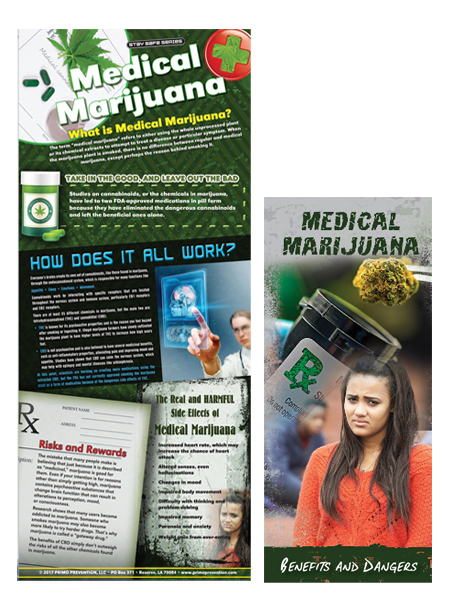 Medical Marijuana Presentation Banner Package