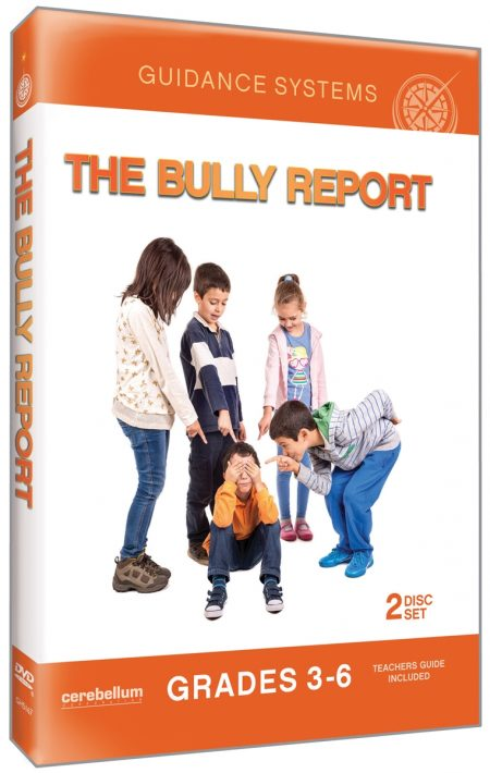 The Bully Report DVD