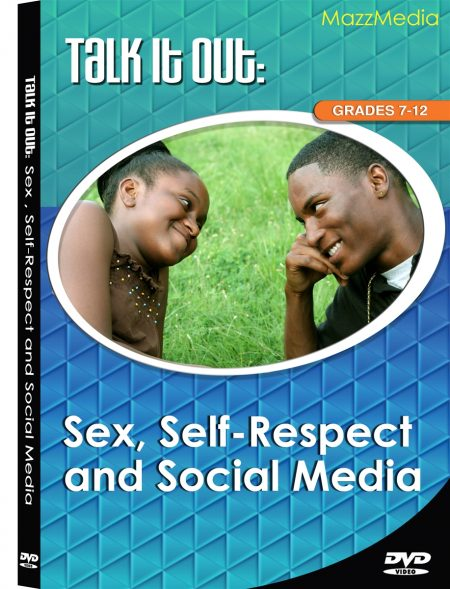 Talk It Out: Sex, Self-Respect & Social Media DVD