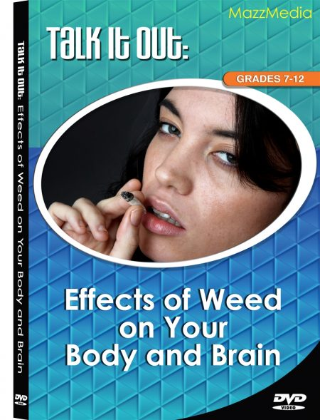 Talk it Out: Effects of Weed on Your Body & Brain DVD