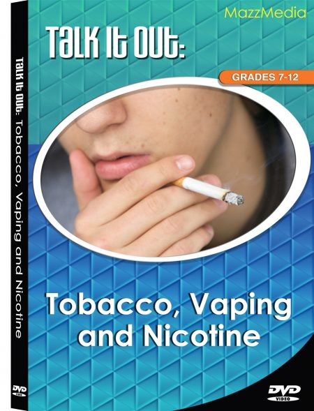 Talk It Out: Tobacco, Vaping & Nicotine DVD