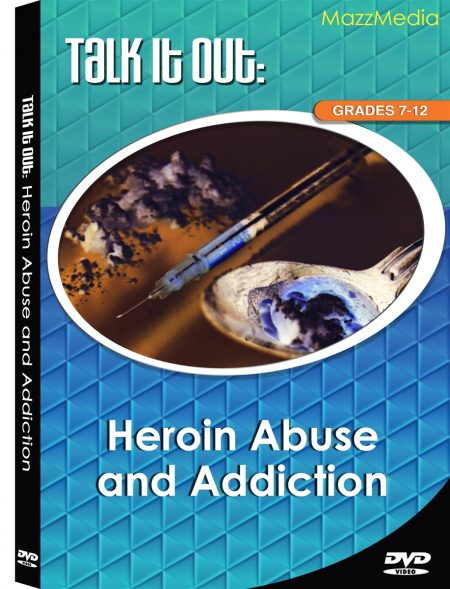 Talk It Out: Heroin Abuse & Addiction DVD