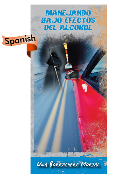 *SPANISH* Driving Under the Influence Pamphlet