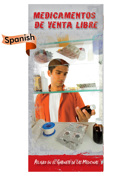 *SPANISH* Over the Counter Drugs Pamphlet