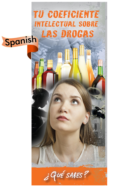 *SPANISH* Your Alcohol IQ: Pamphlet