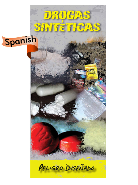 *SPANISH* Synthetic Drugs Pamphlet