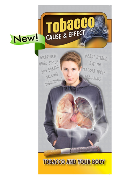 Cause & Effect: Tobacco and the Body Pamphlet
