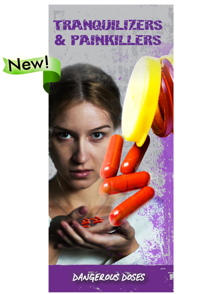 Tranquilizers & Painkillers Pamphlet