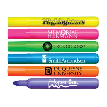 Fluorescent Jumbo Highlighter