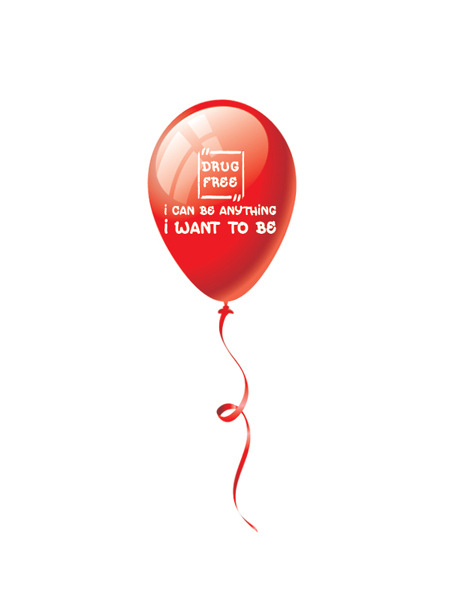 2017 DPM Theme 9 inch Latex Balloon